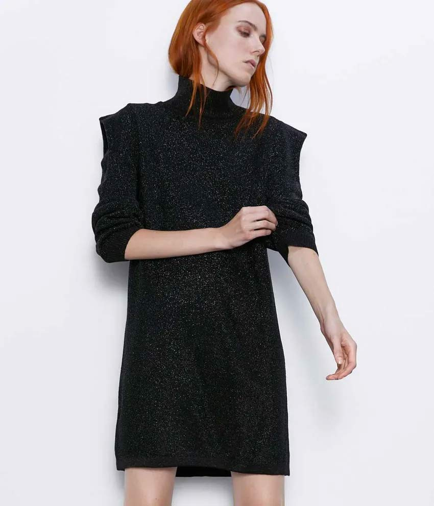 vestido-de-lurex-zara-outono-inverno