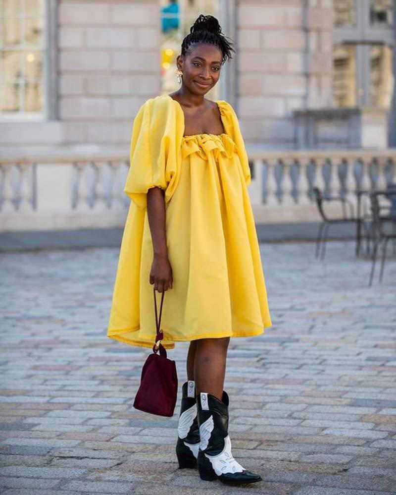 vestido-trapezio-amarelo-looks-como-usar