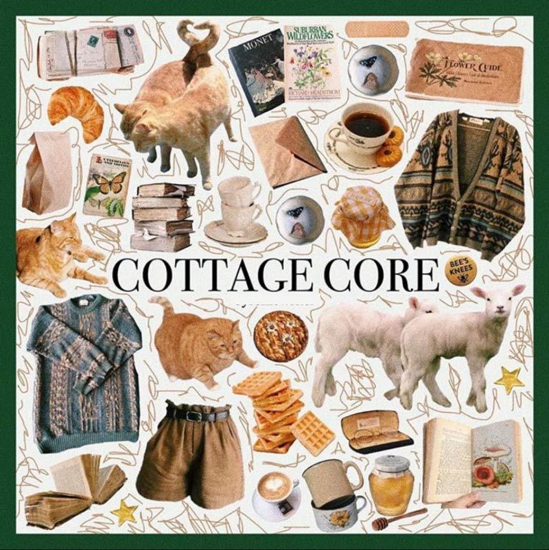 cottagecore-moodboard-looks-estilo-campo-moda