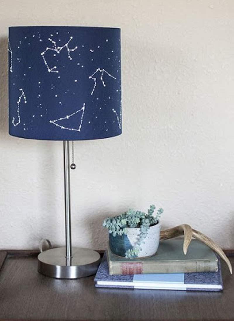 decoracao-pinterest-abajur-constelacao