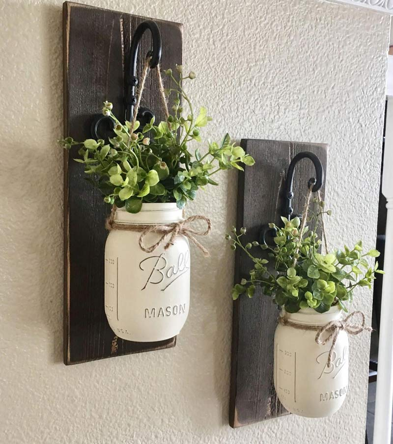 decoracao-pinterest-potes-na-parede