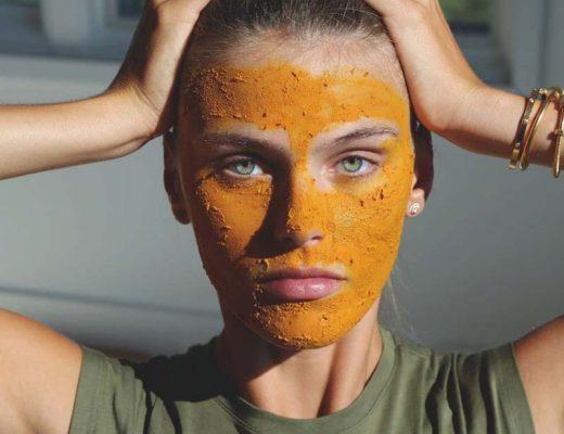 mascara-de-curcuma-acafrao-como-usar-antes-e-depois