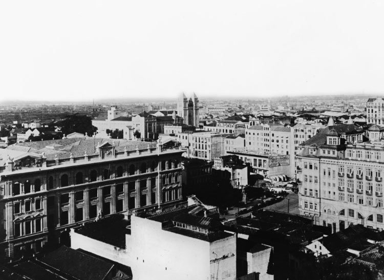 Centro de São Paulo (1924)