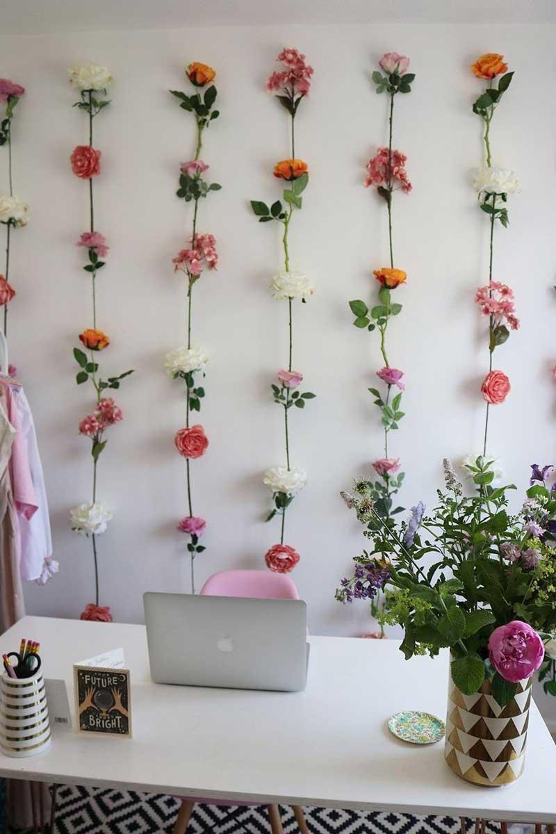 parede-de-flores-home-office