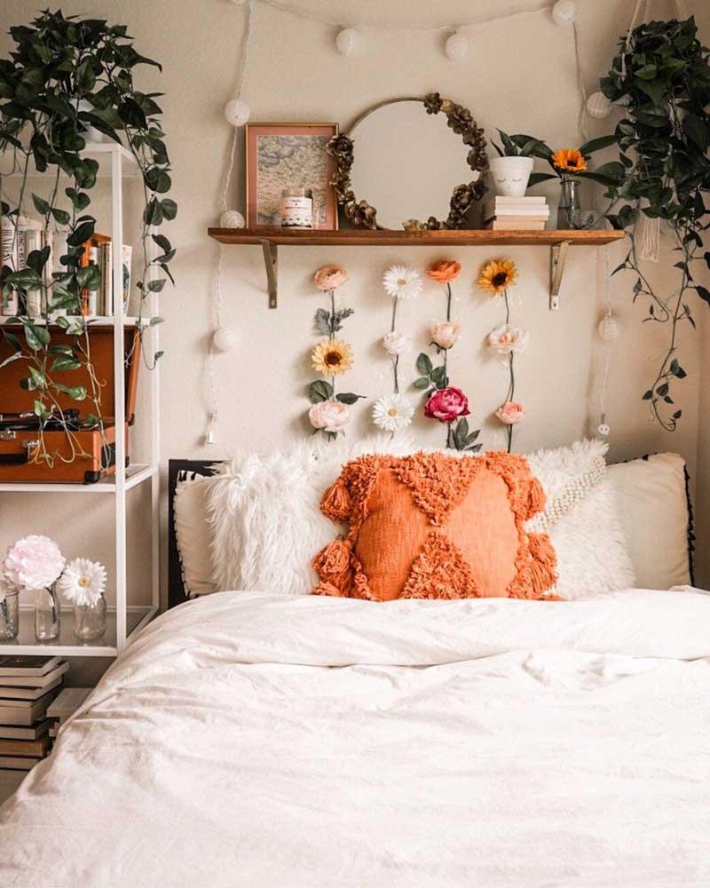 parede-de-flores-quarto-como-fazer-dicas