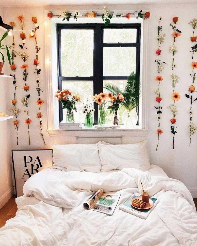 parede-de-flores-quarto-fotos