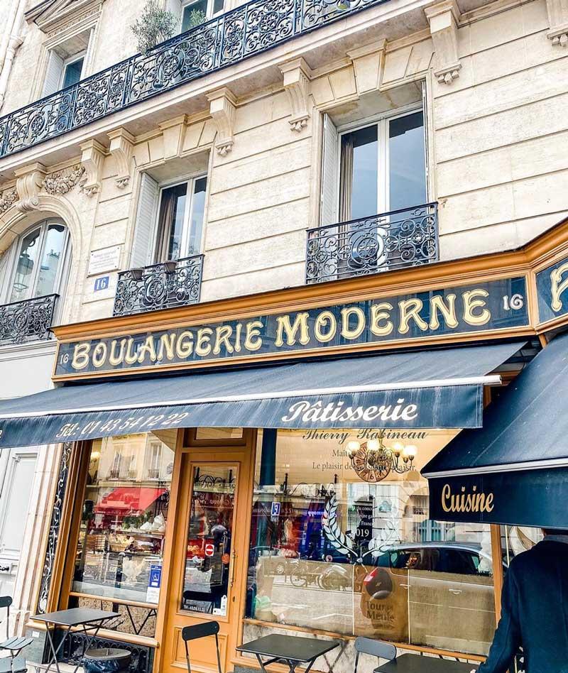 Boulangerie-Moderne