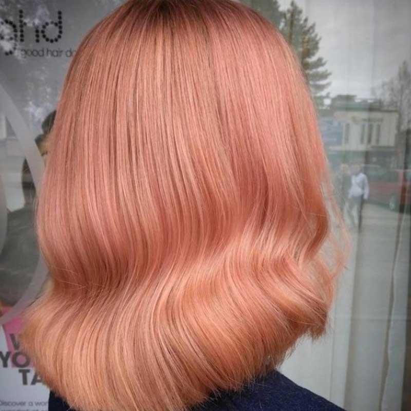cabelo-pessego-dourado-peach-hair-coloracao