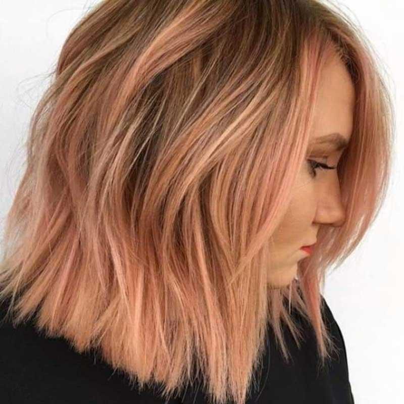 cabelo-pessego-dourado-peach-hair-penteados