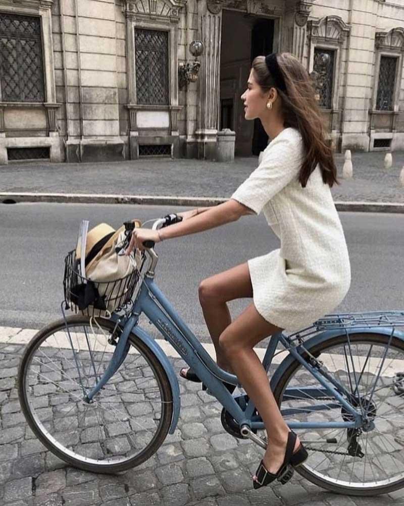 estilo-francesas-vestido-bicicleta