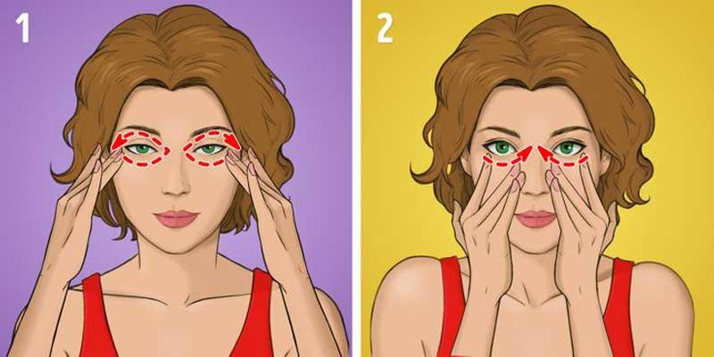 Massagem-facial-na-área-dos-olhos