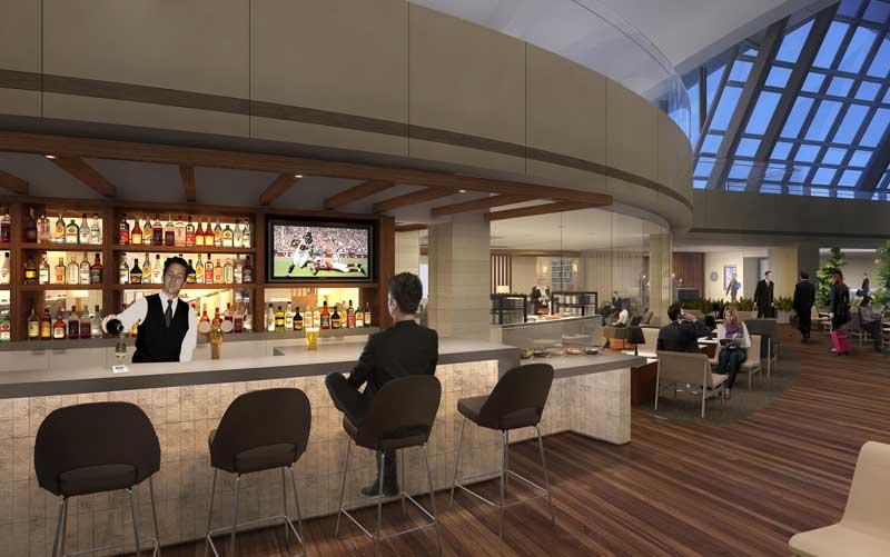 The-Star-Alliance-Lounge--Los-Angeles-sala-vip