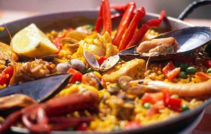 culinaria-espanha-paella