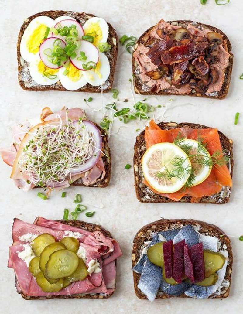 smorrebrod-comida-dinamarquesa