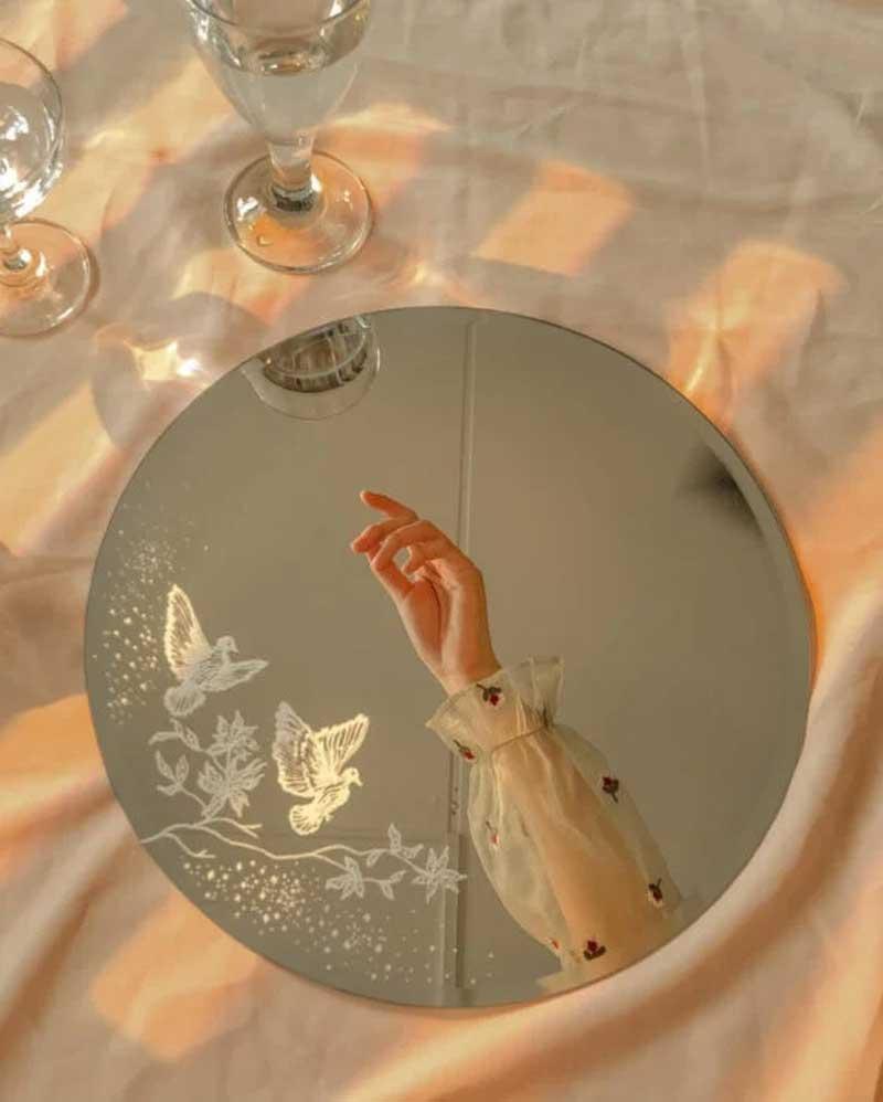 pintura-em-espelhos-passaros-liberdade