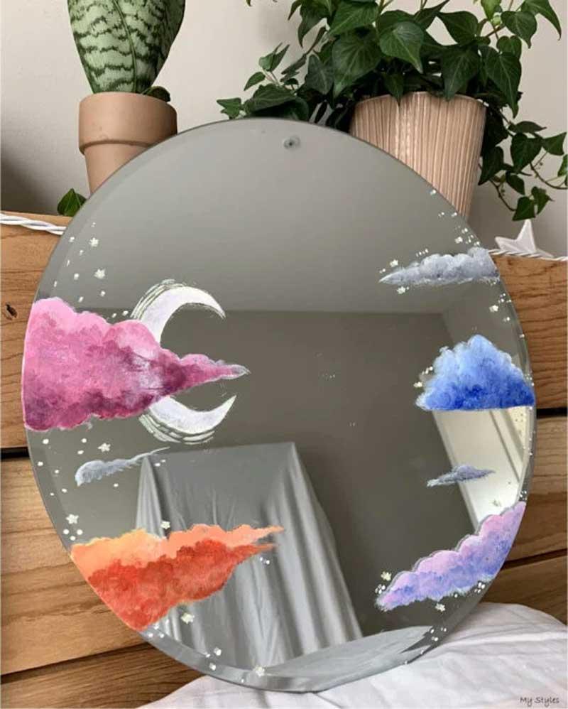 pintura-no-espelho-nuvens-coloridas-imagens