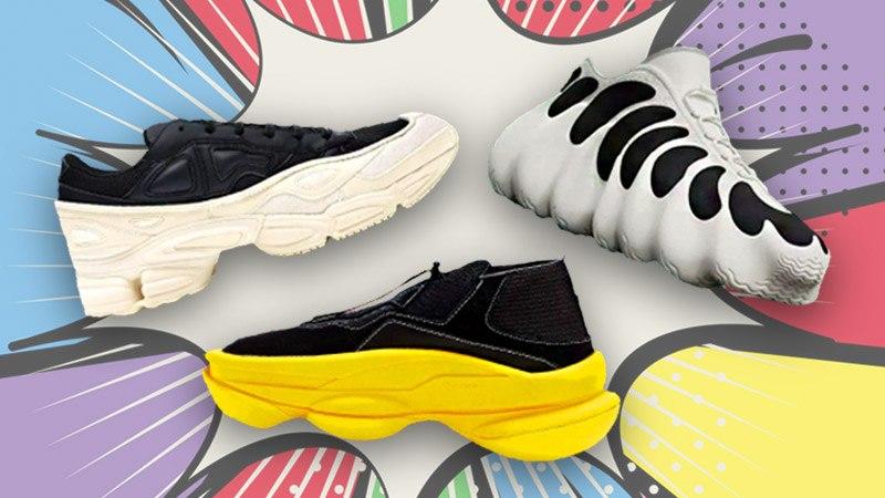tenis blob sneaker tendencia