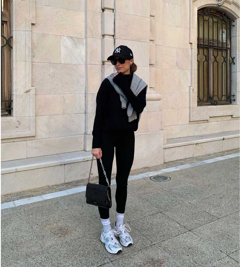 black-legging-with-white-over-the-top-looks