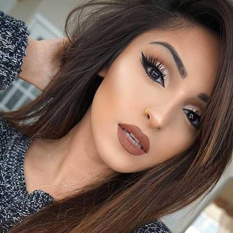 maquiagem-marrom-tendencia-beleza-anos-90