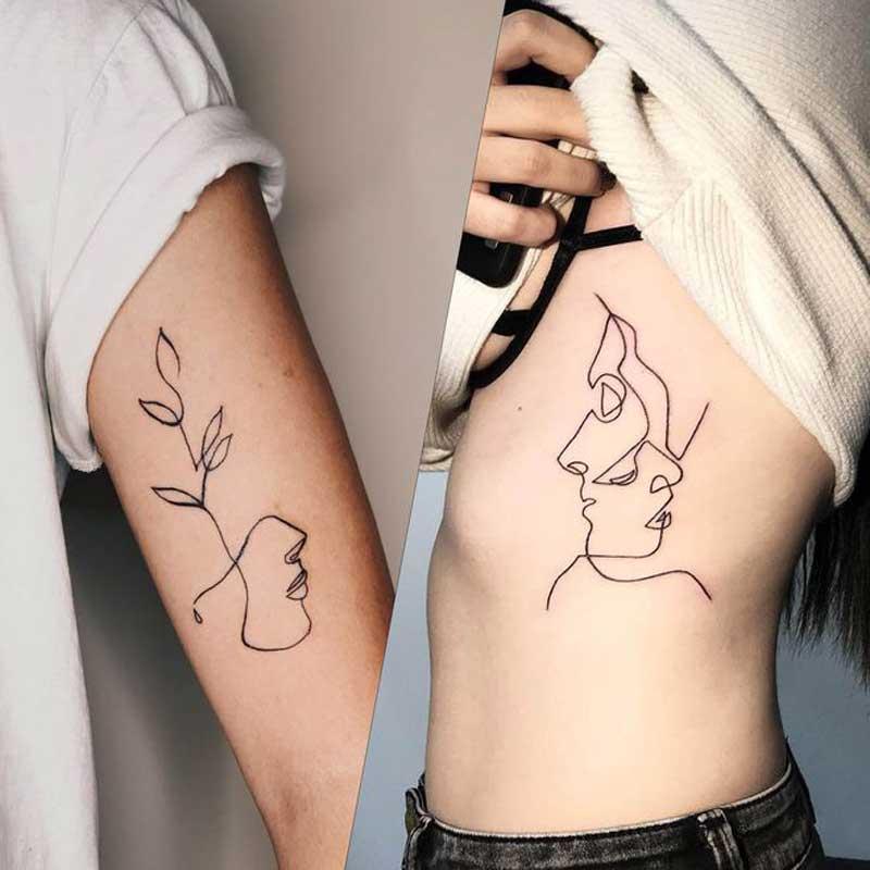tatuagem-de-uma-linha