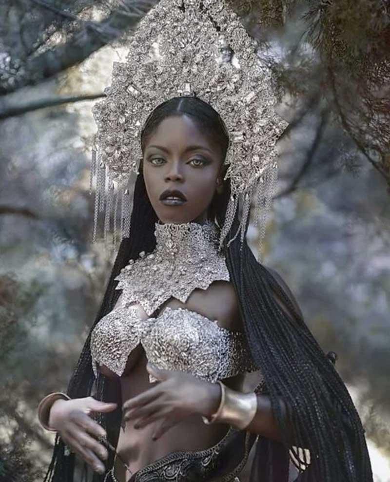 deusa-negra