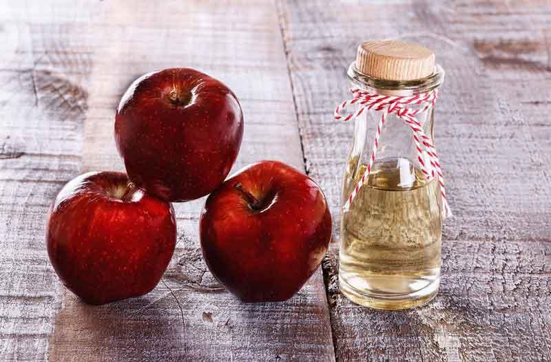 vinagre de maca saude cabelos beleza beneficios - Vinagre de sidra de manzana para el cabello: aquí están tus beneficios de belleza