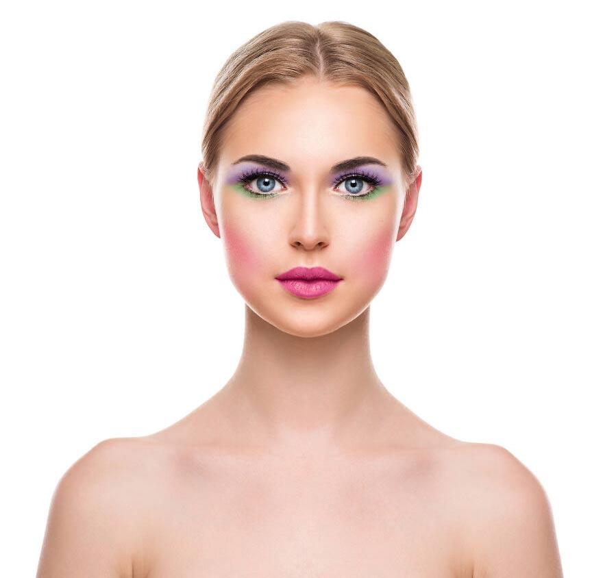 Maquiagem-década-de-1980