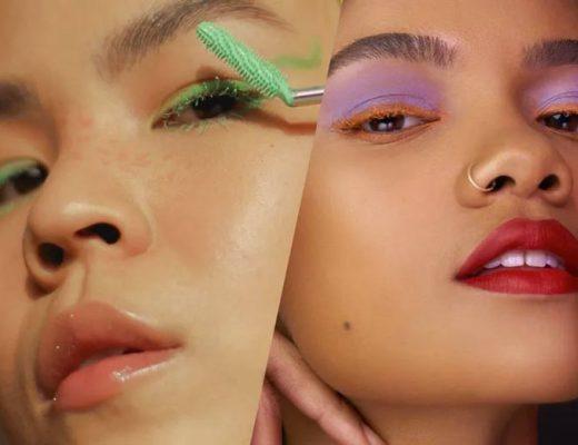 mascara-de-cilios-coloridas-anos-90-tendencia