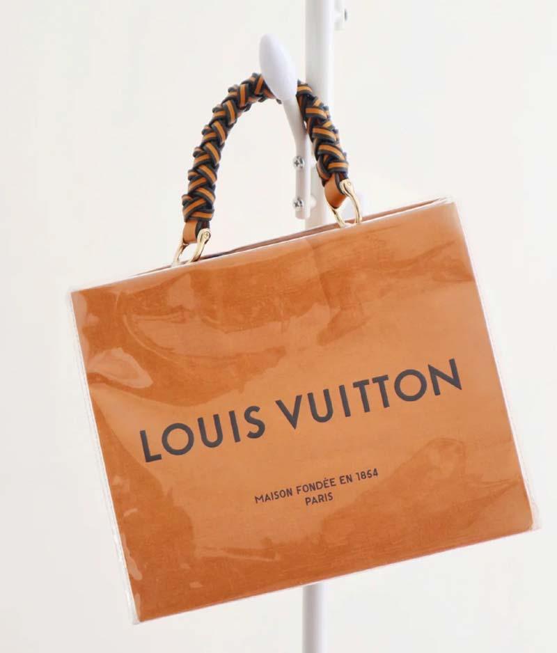 sacola-de-compras-louis-vuitton-transformada-em-bolsa