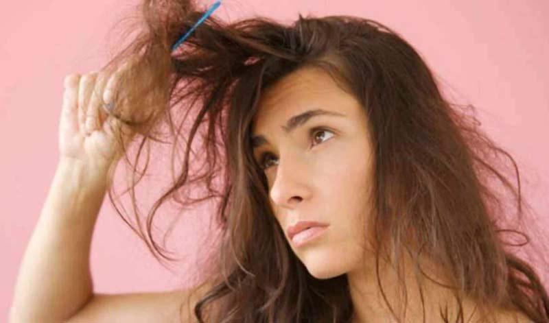 cabelos porosidade cuidados seco