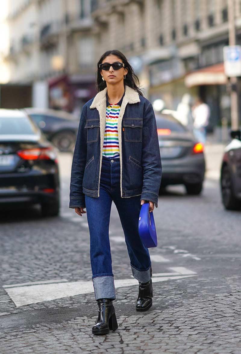 camisa-polo-feminina-listrada-calca-jeans-jaqueta-jeans-com-forro-de-pelios