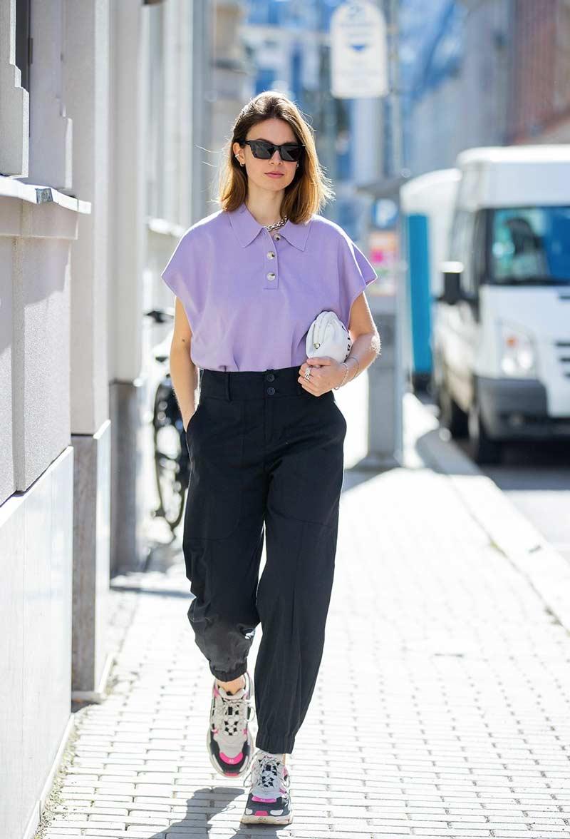 camisa-polo-lilas-calca-de-alfaiataria-looks-como-usar