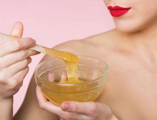 depilacao cera caseira acucar mel