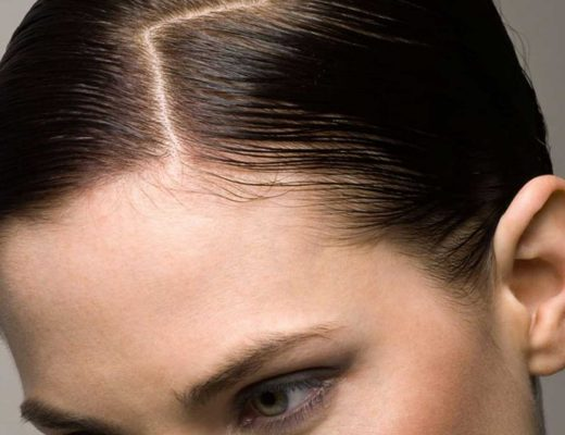 cabelo zigue zague