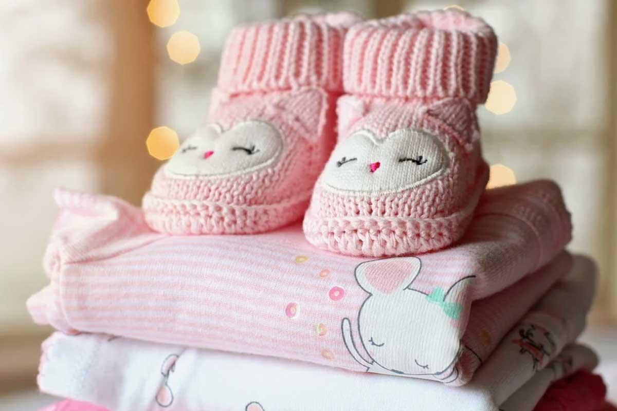 como fazer cha de bebe virtual