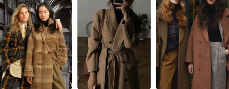 dark academia casacos looks como usar