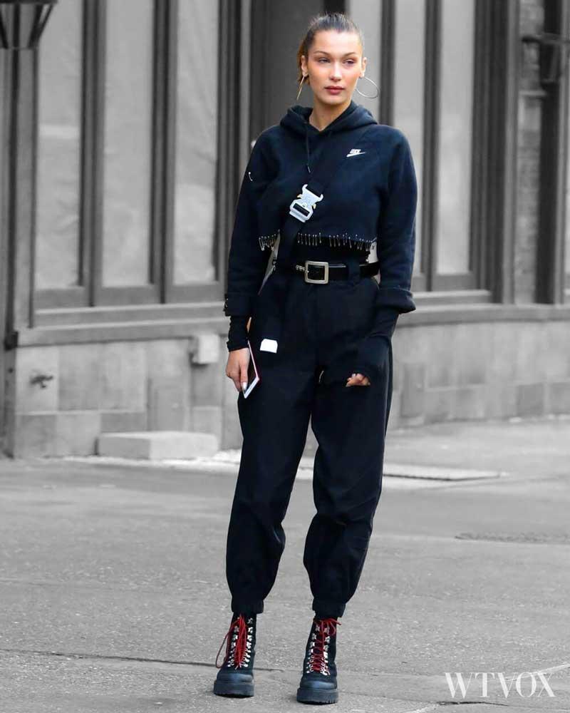 looks techwear feminino roupas moda como usar