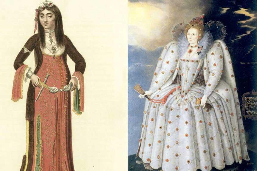 moda modesta historia