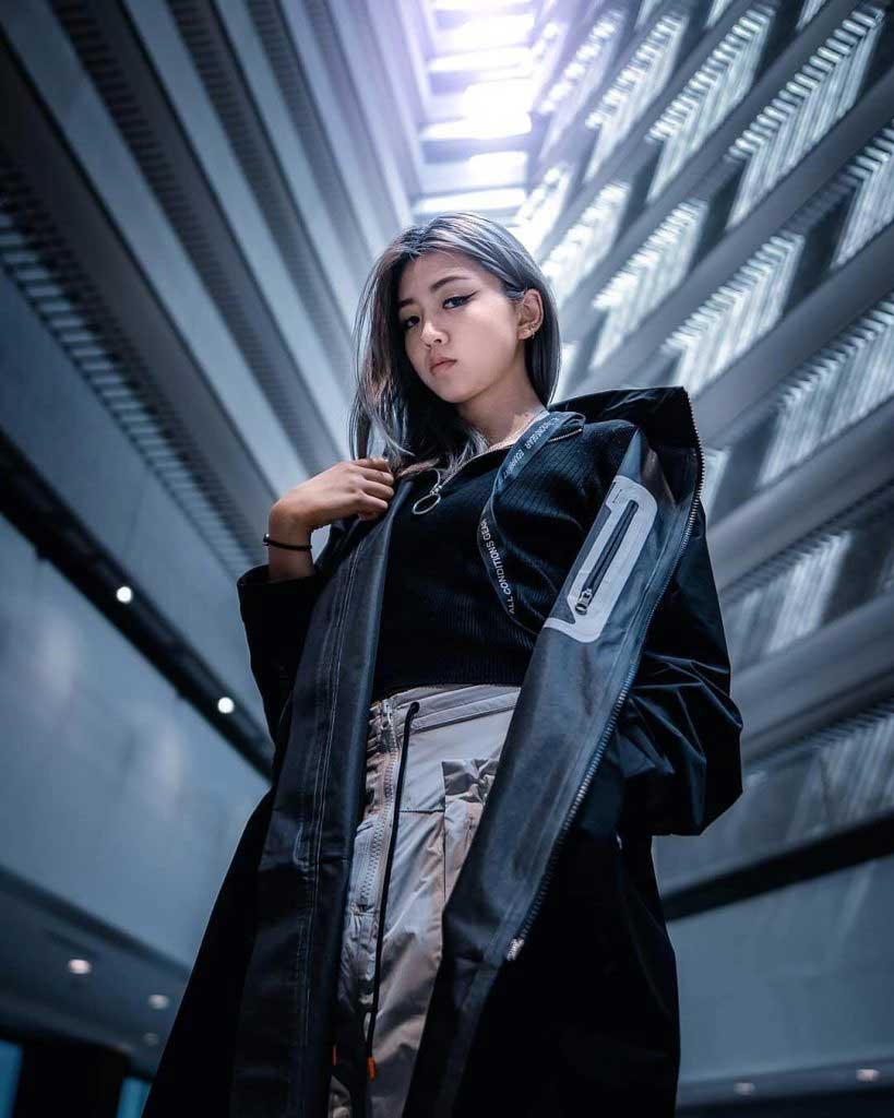 techwear moda looks como usar