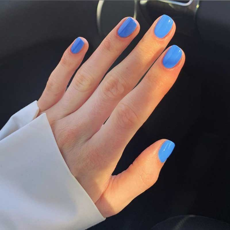 tendencia esmalte azul