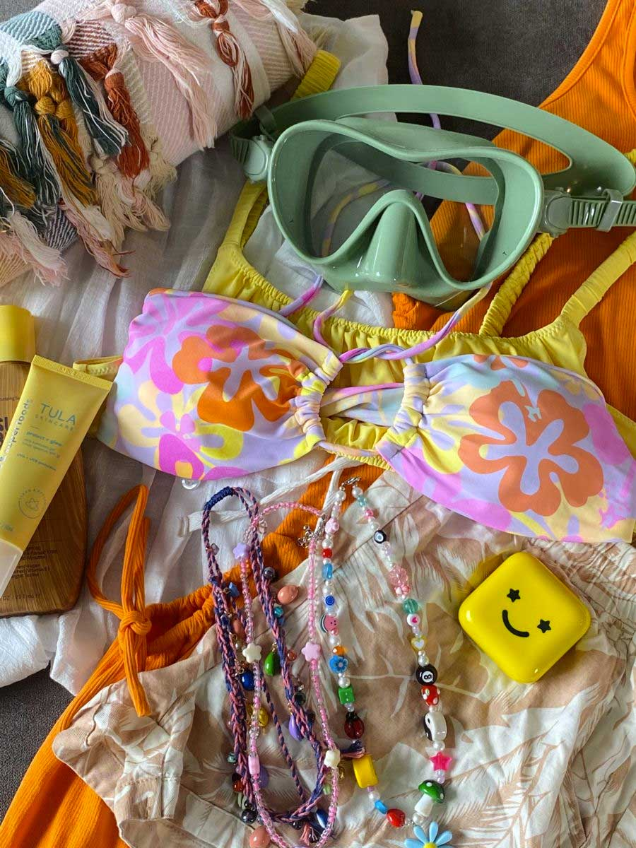 coconut girl accessories