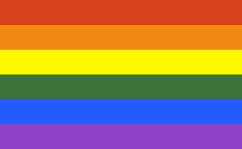 bandeira LGBTQIA+