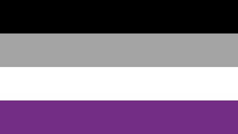bandeira Asexual
