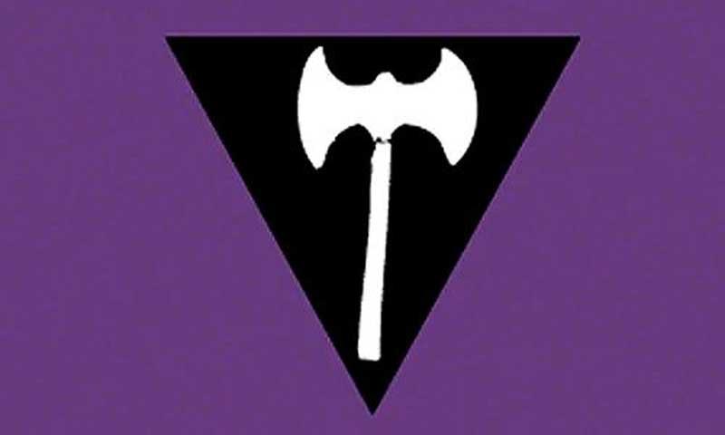 bandeira Lésbica
