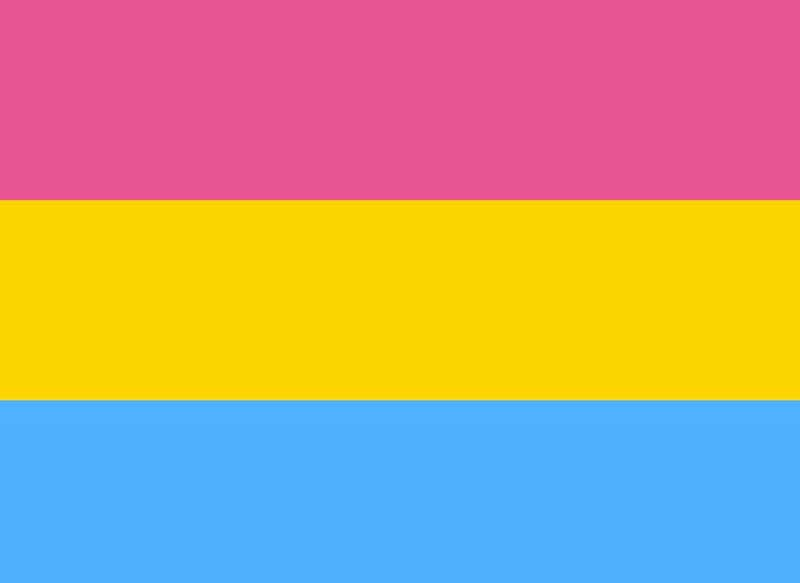 bandeira Pansexual