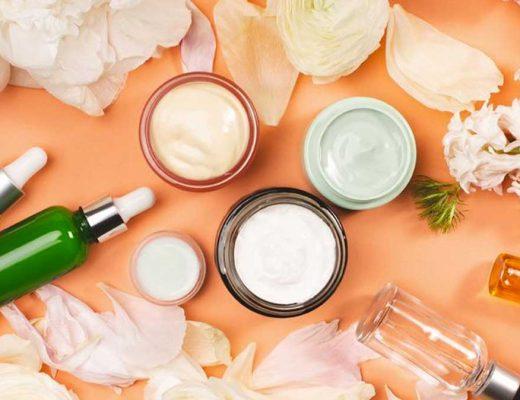 cosmeticos pele