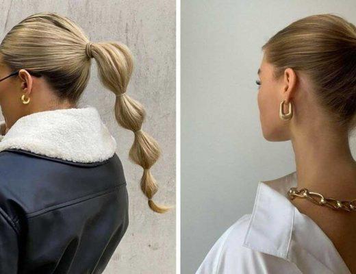 trança bolha penteados como fazer