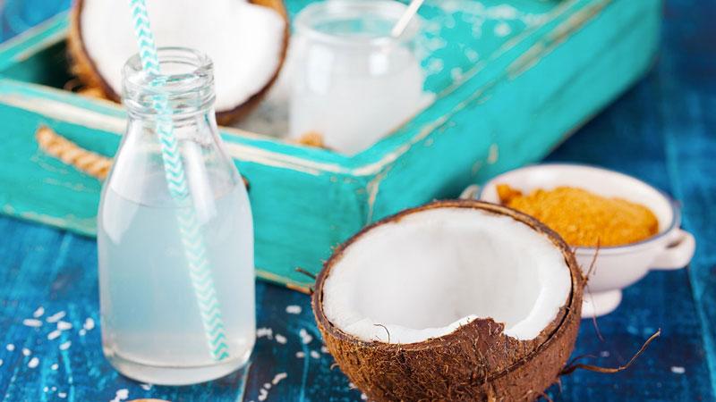água de coco benefícios saúde