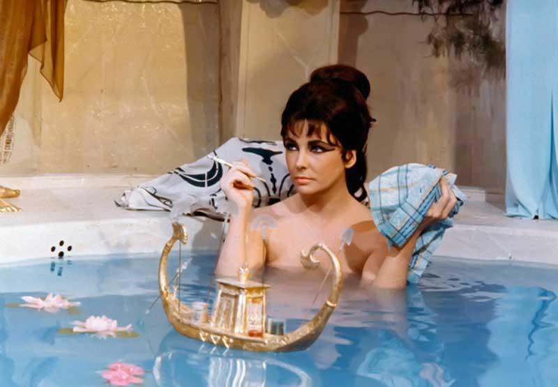 cleopatra banhos de beleza