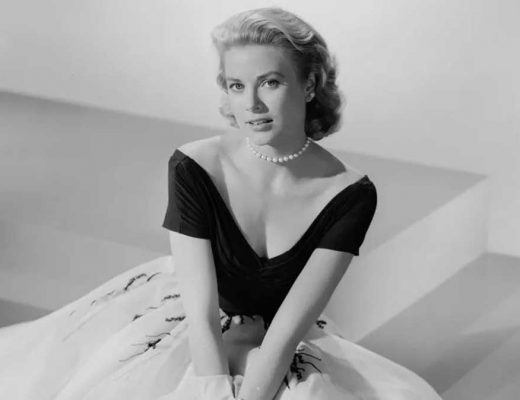 ícones da moda anos 50
